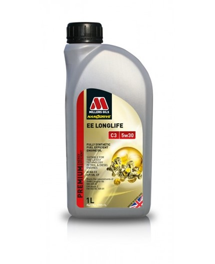 Millers Oils EE Longlife C3 5w30 1L