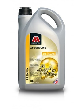 Millers Oils XF Longlife C1 5w30 5L
