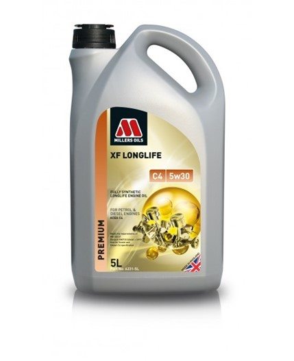 Millers Oils XF Longlife C4 5w30 5L