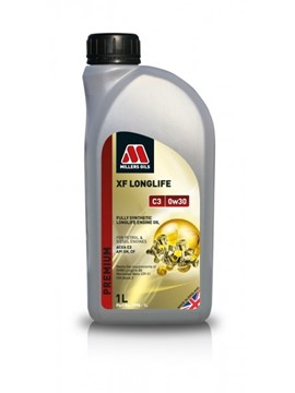 Millers Oils XF Longlife C3 0w30 1L