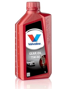 Valvoline Gear Oil 75W80 GL4 1L