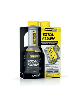 Xado Total Flush 250ml płukanka