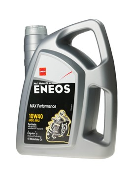 Olej do motocykla ENEOS MAX Performance 10W40 4L